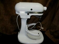 Kitchen Aid Lift Bowl Mixer 5 Quart Model K5Ss - Very Good Used Condition