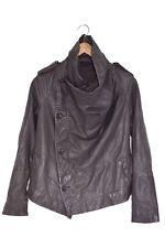 *STUNNING* AllSaints Ladies WHITTON Leather Jacket UK8/10 US4 EU 36 Nahara