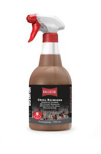 Ballistol Grill Reiniger Barbecue Cleaner Activ Gel für Grill und Grillrost