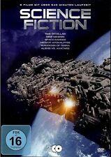 Science Fiction Box - 6 Filme [2 DVDs]  NEU/OVP