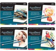 SPECTRUM AquaBlend Pencils Crafters Companion Premium Blendable