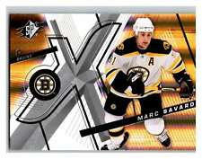 (HCW) 2008-09 SP SPx #89 Marc Savard Bruins Upper Deck NHL Mint