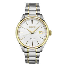 Seiko Automatic SRP704 Mens Two Tone Stainless Steel 23 Jewels Date 42mm Watch