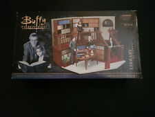 Buffy the Vampire Slayer Library Play set By Plan B. Open Box Unused Item. Rare