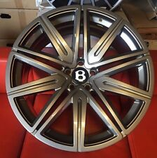 """21"""" SSR II SUPERSPEED STYLE ALLOYS FITS CONTINENTAL GT BENTLEY FLYING SPUR"""