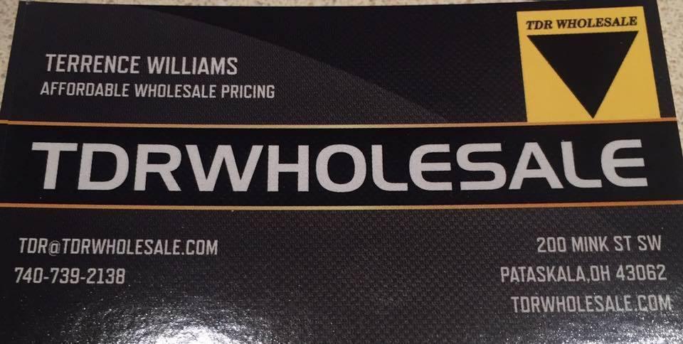 t.d.r.wholesale