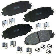 Disc Brake Pad Set-Stop Ceramic Brake Pad Front Bendix SBC1211