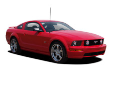 "Ford Mustang 2005–2010 factory workshop service manual sent as a ""Download"""