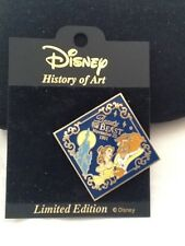 Disney - Countdown to the Millennium Series #41 (Beauty and the Beast) - Pin