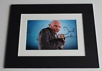 David Walliams Signed Autograph 10x8 photo mount display TV Doctor Who AFTAL COA
