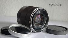 Sony SEL1855 18-55mm f3.5-5.6 OSS Obiettivo-Versione Argento-ALPHA NEX E-Mount