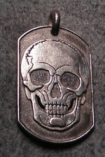 one of a kind Skull Motif Pendant Hip Hop,