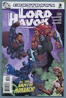 Countdown Presents Lord Havok #3 2008 DC m