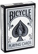Bicycle - new fashion - Silver & White - Brand New and Factory Sealed