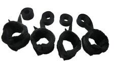 Bondage Bettfessel Set plüsch Handfesseln + Fußfesseln Fesselset Fesseln Nr.906