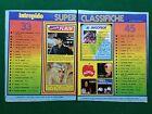 PX123 Clipping Ritaglio (1980) 24x18 cm - SUPER CLASSIFICHE MUSICA 33 45 giri
