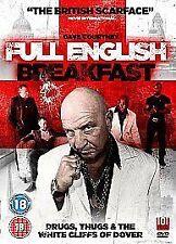 Full English Breakfast [DVD], Very Good DVD, Dave Courtney, Manish Patel