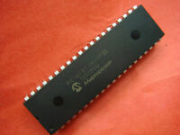 5 pcs PIC16F877A I/P IC DIP 40 PIN NEW 16F877A