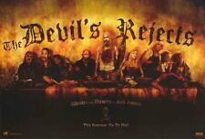 The Devils Rejects Movie Poster 27 x 40 Sid Haig Sheri Moon Zombie, B, LICENSED