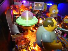 Décor Flipper The Simpsons Pinball Party - Pinball mods TSPP - Soucoupe
