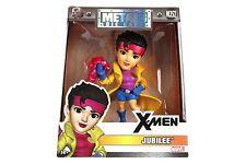 """Jada X-Men Jubilee M352 4"""" Metals Diecast Action Figure 98094"""