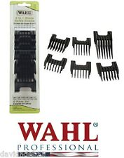 Wahl Attachment GUIDE Clipper/Trimmer Comb 6pc SET for CHROMADO,Bellisima,Figura