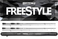 SPRO Freestyle Concept Spin 30 2,10m / <30g Spinrute Barsch Forelle Döbel