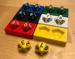 G10: Spin-Down Life Counters (Set of 2)