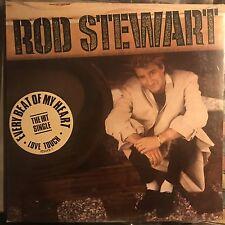 ROD STEWART • Every Beat Of My Heart  • Vinile Lp • Nuovo Sigillato