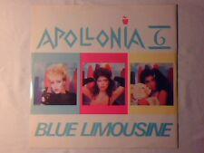 "APOLLONIA 6 Blue limousine 12"" UK SHEILA E PRINCE COME NUOVO LIKE NEW!!!"