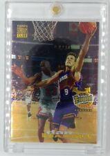 1993-94 TSC Frequent Flyer Upgrade Michael Jordan Dan Majerle #353, Suns, Bulls