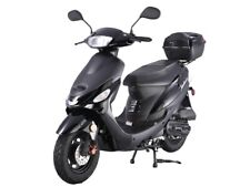 New ListingTaotao 50cc Scooter Moped Fully Auto Street Legal 49cc Atm Pony 50 Choose Color