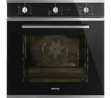 SMEG SF64M3VN Electric Oven - Black - Currys