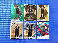 2019-20 KEVIN DURANT BROOKLYN NETS LOT Of 6 Cards