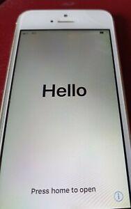 Apple iPhone 5c - 8GB - White (Unlocked) A1457