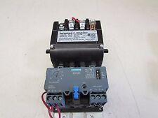 SIEMENS 14EU+32A*  SIZE 1-3/4 STARTER  W/ ESP-200 OVERLOAD 40AMP  MAKE OFFER!