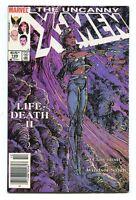 Uncanny X-men 198 NM- Marvel Comics Cbx5A