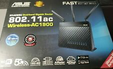 ASUS RT-AC68U AC1900 1300 Mbps 4 Port Gigabit Wireless AC Router