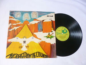 THE MOVE ~ MESSAGE FROM THE COUNTRY ~ 1971 UK 1ST PRESS PROG ROCK VINYL LP