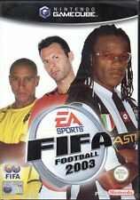 FIFA FOOTBALL 2003  - NINTENDO GAMECUBE (NUOVO SIGILLATO) ITALIANO