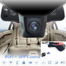 1080P WIFI Dash per Auto DVR REGISTRATORE VIDEOCAMERA MONITOR CON REVERSE BACKUP PARCHEGGIO CAM