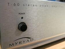 Myryad T 60 highend Endstufe - Power Amp