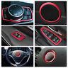 Car Door Window Switch Panel inner Trim Cover Set Fit BMW 3 Series F30 F34 320