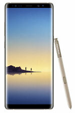 Samsung Galaxy Note8 SM-N950 - 64GB - Maple Gold Smartphone