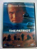 dvd the patriot - steven seagal DVD