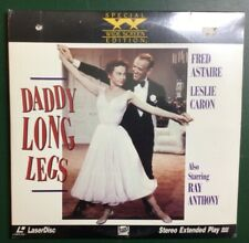Daddy Long Legs Fred Astaire Laser Disc Sealed Brand New Widescreen Edition