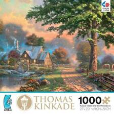 Simpler Times Ii by Thomas Kinkade 1,000 piece puzzle Ceaco ages 12+