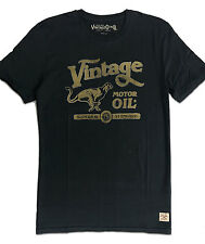 JACK & JONES VINTAGE GRAPHIC PRINTED  CREW NECK T-SHIRT