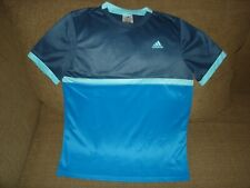 Adidas Climalite BOY'S Tennis Shirt, BOY'S Size: Large