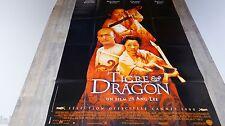 TIGRE ET DRAGON  ! affiche cinema